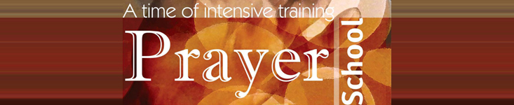 prayer school banner